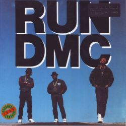 RUN DMC - TOUGHER THAN LEATHER (1 LP) - MOV EDITION - 180 GRAM PRESSING