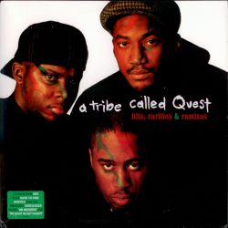 A TRIBE CALLED QUEST - HITS, RARITIES & REMIXES (2 LP) - WYDANIE AMERYKAŃSKIE