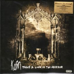 KORN - TAKE A LOOK IN THE MIRROR (2LP) - MOV EDITION - LIMITED EDITION INDIVIDUALLY NUMBERED SILVER VINYL - 180 GRAM PRESSING