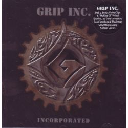 GRIP INC. - INCORPORATED (1 CD) - ENHANCED CD