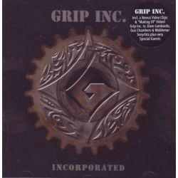GRIP INC. - INCORPORATED (1 CD) - ENHANCED CD