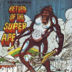 UPSETTERS, THE (LEE PERRY) - RETURN OF THE SUPER APE (1 LP) USA