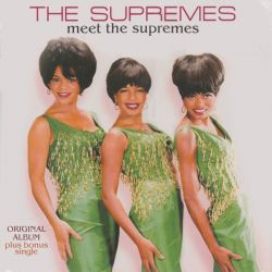 SUPREMES, THE - MEET THE SUPREMES (1 LP)