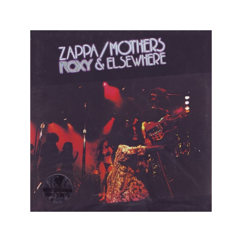 Zappa Frank Amp Mothers Of Invention The Roxy