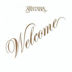 SANTANA, CARLOS - WELCOME (1 LP) - 180 GRAM PRESSING - WYDANIE AMERYKAŃSKIE
