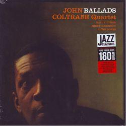COLTRANE, JOHN - BALLADS (1 LP) - WAX TIME EDITION - 180 GRAM PRESSING