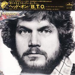 BACHMAN TURNER OVERDRIVE [B.T.O] - HEAD ON (1SHM-CD) - WYDANIE JAPOŃSKIE