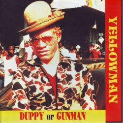 YELLOWMAN - DUPPY OR GUNMAN (1 LP)