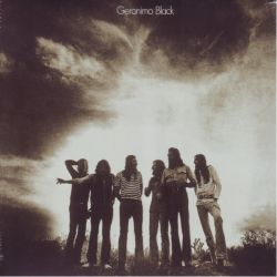GERONIMO BLACK - GERONIMO BLACK (1LP) - 180 GRAM PRESSING