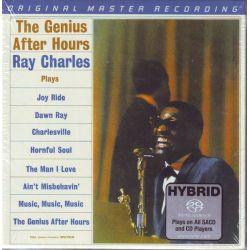 CHARLES, RAY - THE GENIUS AFTER HOURS (1SACD) LIMITOWANA, NUMEROWANA EDYCJA MFSL - WYDANIE AMERYKAŃSKIE