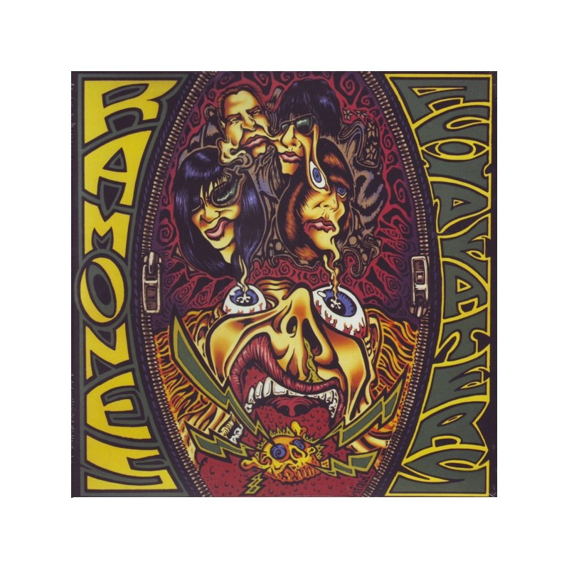 Ramones Acid Eaters 1 Lp Limited Edition Green Vinyl