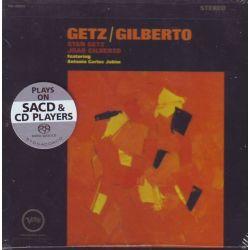 GETZ, STAN & GILBERTO, JOAO - GETZ/GILBERTO (1SACD) - WYDANIE AMERYKAŃSKIE