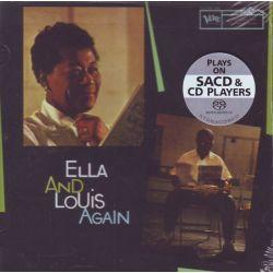 FITZGERALD, ELLA & ARMSTRONG, LOUIS - ELLA & LOUIS AGAIN (1SACD) - WYDANIE AMERYKAŃSKIE