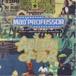 MAD PROFESSOR - EVOLUTION OF DUB CHAPTER 3: BLACK LIBERATION DUB (1 LP)