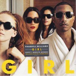 WILLIAMS, PHARRELL - GIRL (1 LP) - WYDANIE AMERYKAŃSKIE