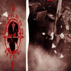 CYPRESS HILL - CYPRESS HILL (1 LP) - LIMITED EDITION RED VINYL PRESSING - WYDANIE AMERYKAŃSKIE