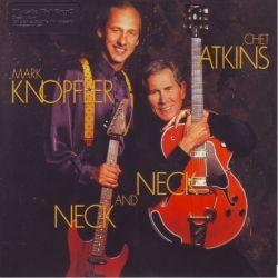 ATKINS, CHET & MARK KNOPFLER - NECK AND NECK (1LP) - 180GR
