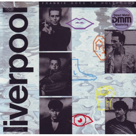 FRANKIE GOES TO HOLLYWOOD - LIVERPOOL (1LP) - CUT OUT