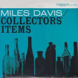 DAVIS, MILES - COLLECTORS\' ITEMS (1LP) - WYDANIE AMERYKAŃSKIE