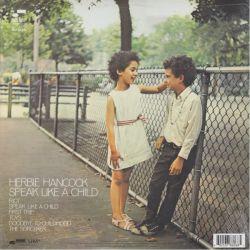 HANCOCK, HERBIE - SPEAK LIKE A CHILD (1 LP) - WYDANIE AMERYKAŃSKIE