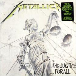 METALLICA - ...AND JUSTICE FOR ALL (2LP) - WYDANIE AMERYKAŃSKIE