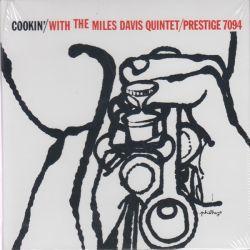 DAVIS, MILES QUINTET - COOKIN' WITH THE MILES DAVIS QUINTET (1 SACD) - WYDANIE AMERYKAŃSKIE