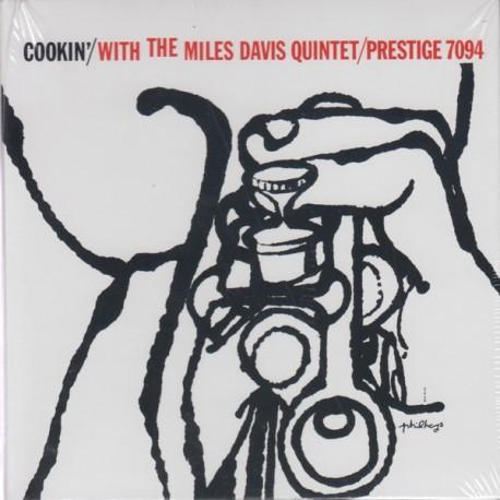 DAVIS, MILES QUINTET - COOKIN\' WITH THE MILES DAVIS QUINTET (1SACD) - WYDANIE AMERYKAŃSKIE