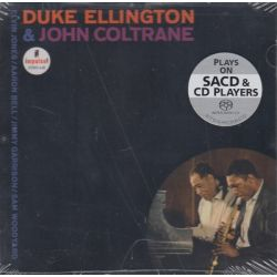 ELLINGTON, DUKE & COLTRANE, JOHN - DUKE ELLINGTON & JOHN COLTRANE (SACD)