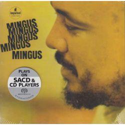 """MINGUS, """"CHARLIE"""" CHARLES - MINGUS MINGUS MINGUS MINGUS MINGUS (1 SACD) - WYDANIE AMERYKAŃSKIE"""