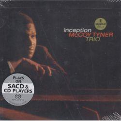 TYNER, McCOY TRIO - INCEPTION (1 SACD) - WYDANIE AMERYKAŃSKIE