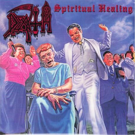 DEATH - SPIRITUAL HEALING (1LP) - 180 GRAM PRESSING