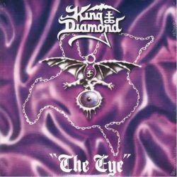 KING DIAMOND - THE EYE (1 LP) - LIMITED TRANSPARENT 180 GRAM VINYL PRESSING - WYDANIE AMERYKAŃSKIE