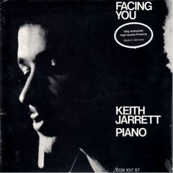 JARRETT, KEITH - FACING YOU (1LP) - 180 GRAM PRESSING