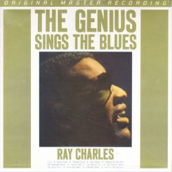 CHARLES, RAY - THE GENIUS SINGS THE BLUES (1 LP) - LIMITED NUMBERED MFSL EDITION - 180 GRAM PRESSING - WYDANIE AMERYKAŃSKIE