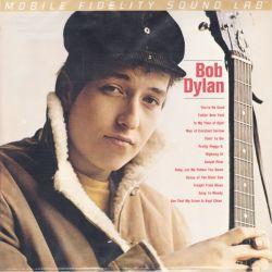 DYLAN, BOB - BOB DYLAN (2 LP) - LIMITED NUMBERED MFSL EDITION - 180 GRAM 45RPM PRESSING - WYDANIE AMERYKAŃSKIE
