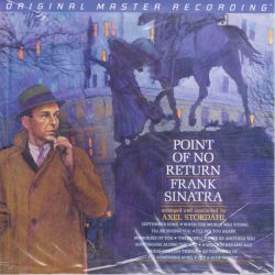 SINATRA, FRANK - POINT OF NO RETURN (1 LP) - LIMITED NUMBERED MFSL EDITION - 180 GRAM PRESSING - WYDANIE AMERYKAŃSKIE