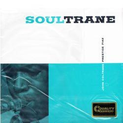 COLTRANE, JOHN WITH RED GARLAND - SOULTRANE (1 LP) - 200 GRAM PRESSING - WYDANIE AMERYKAŃSKIE