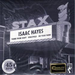 HAYES, ISAAC - HITS FROM SHAFT (1LP) - 45RPM - 180 GRAM PRESSING - WYDANIE AMERYKAŃSKIE