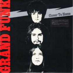 GRAND FUNK RAILROAD - CLOSER TO HOME (1 LP) - MOV EDITION - 180 GRAM PRESSING