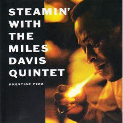 DAVIS, MILES QUINTET - STEAMIN' WITH THE MILES DAVIS QUINTET (1 SACD) - WYDANIE AMERYKAŃSKIE