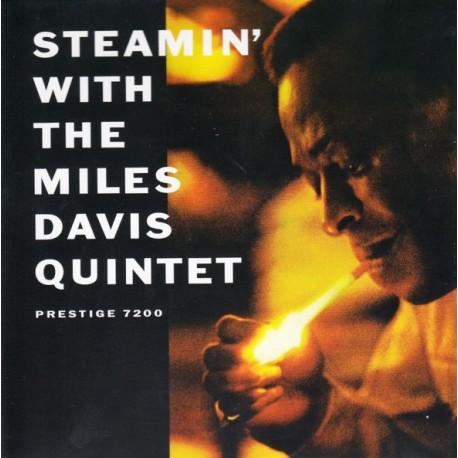 DAVIS, MILES QUINTET - STEAMIN\' WITH THE MILES DAVIS QUINTET (1SACD) - WYDANIE AMERYKAŃSKIE