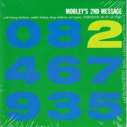 MOBLEY, HANK - MOBLEY'S 2ND MESSAGE (1 SACD) - WYDANIE AMERYKAŃSKIE
