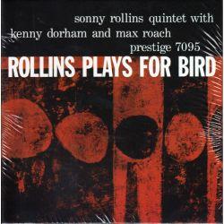 ROLLINS, SONNY - ROLLINS PLAYS FOR BIRD (1 SACD) - WYDANIE AMERYKAŃSKIE