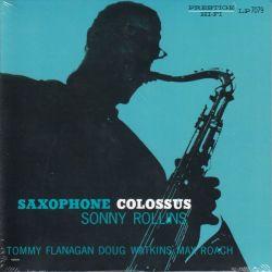 ROLLINS, SONNY - SAXOPHONE COLOSSUS (1 SACD) - WYDANIE AMERYKAŃSKIE