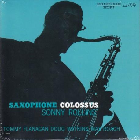 ROLLINS, SONNY - SAXOPHONE COLOSSUS (1SACD) - WYDANIE AMERYKAŃSKIE