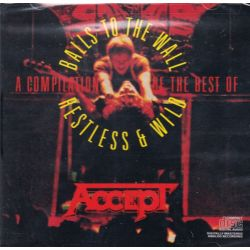 ACCEPT - BALLS TO THE WALL / RESTLESS & WILD: A COMPILATION OF THE BEST OF - WYDANIE AMERYKAŃSKIE