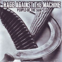 "RAGE AGAINST THE MACHINE - PEOPLE OF THE SUN (10"" EP)"