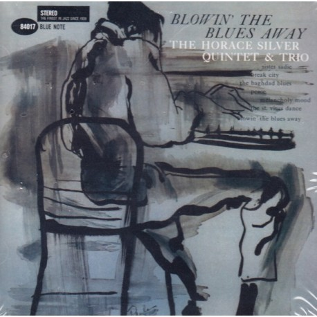 SILVER, HORACE QUINTET & TRIO - BLOWIN\' THE BLUES AWAY (1SACD) - ANALOGUE PRODUCTIONS EDITION