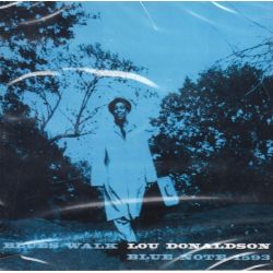 DONALDSON, LOU - BLUES WALK (1 SACD) - ANALOGUE PRODUCTIONS EDITION