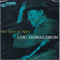 DONALDSON, LOU - THE TIME IS RIGHT (1SACD) - ANALOGUE PRODUCTIONS EDITION